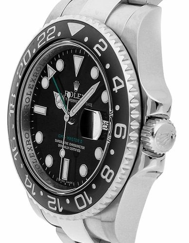 Rolex GMT-Master II 116710LN Schwarze Herrenuhr 40 mm Automatik